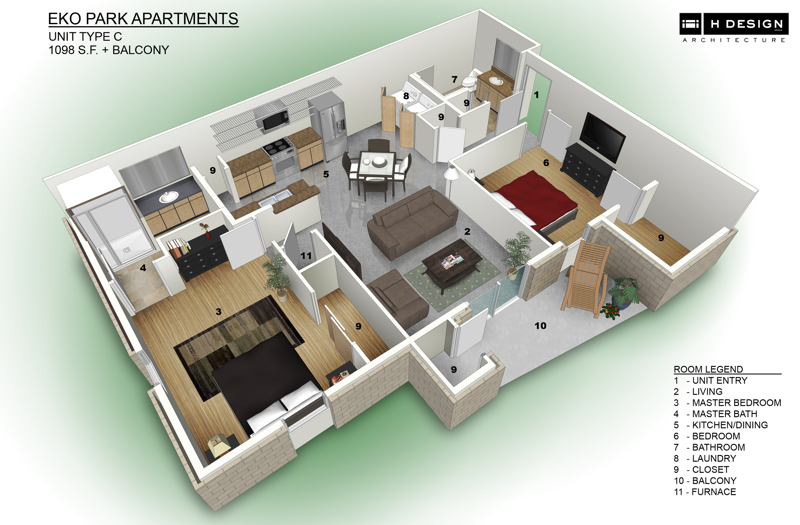 My condo floor plans 8 design images frompo Small condo plans