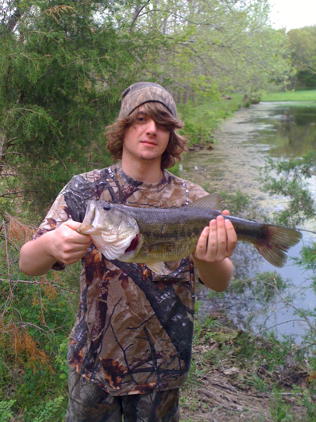 Hunting and fishing report h design 39 s blog for Hunting and fishing forecast