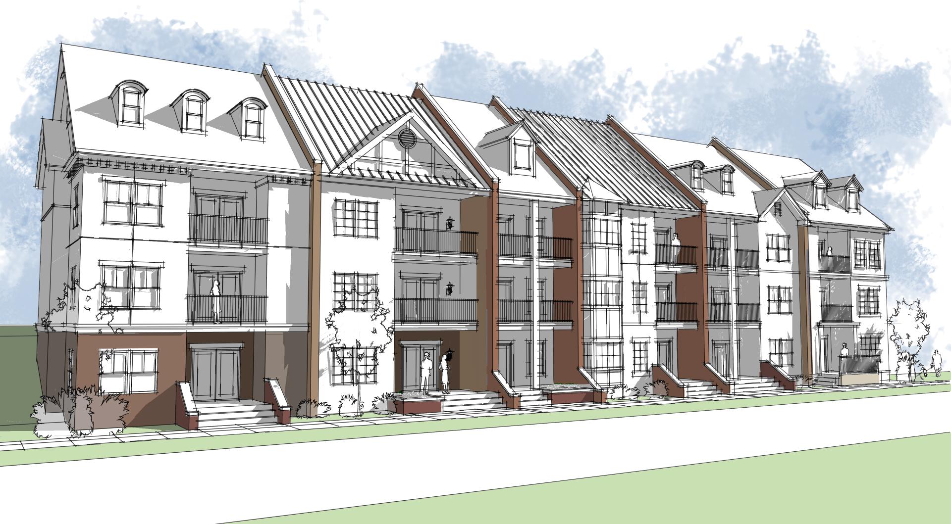 Development At 3900 Lone Pine H Design 39 S Blog